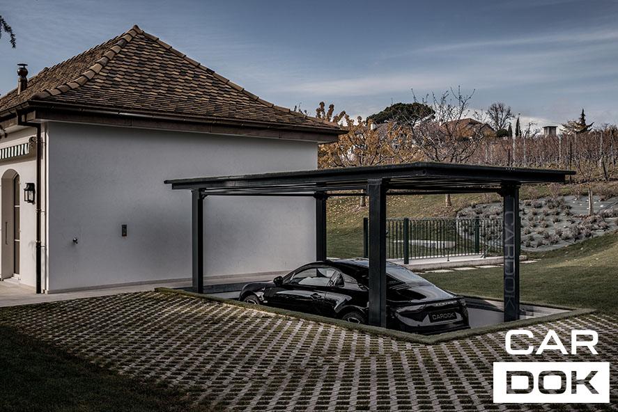 Aubonne - CARDOK Carlift Hydraulique
